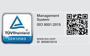 Sirpi Srl - ISO 9001:2015
